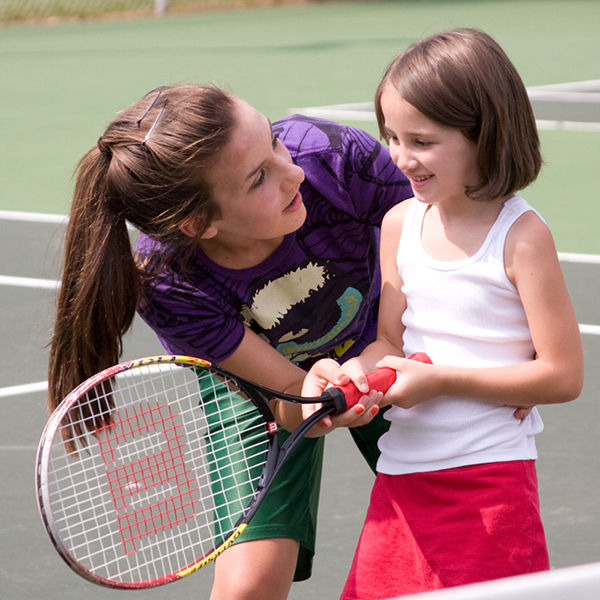 Family programme - Sports and Activities in Eastbourne : Tennis.