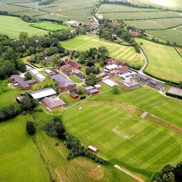 Scuola estiva e campus estivo Bethany ACCORD ISS in Inghilterra.