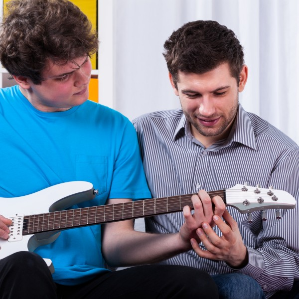 ACCORD ISS Discovery Camp : guitar masterclasses.