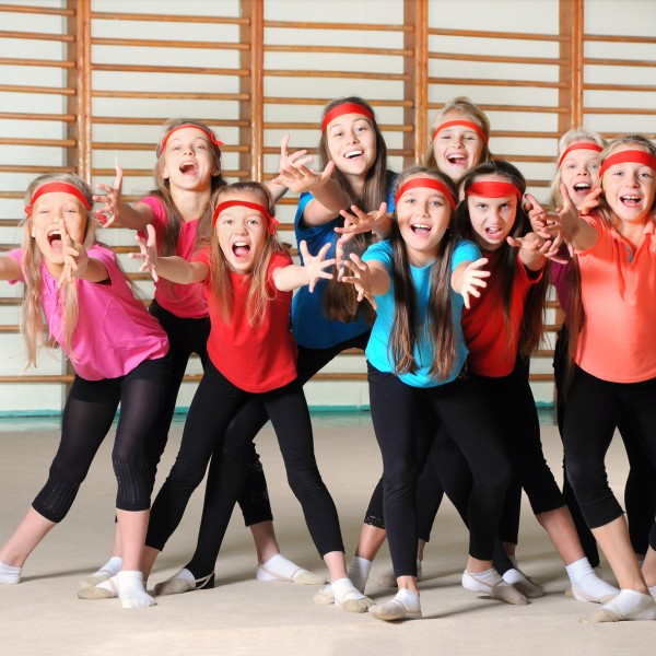 ACCORD ISS Discovery Camp : the Dance Academy.