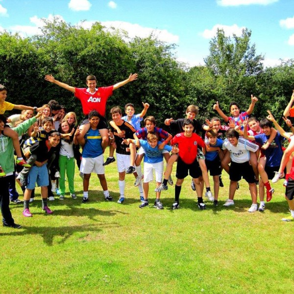 Groups and school groups in England : groups at ACCORD ISS Bethany.