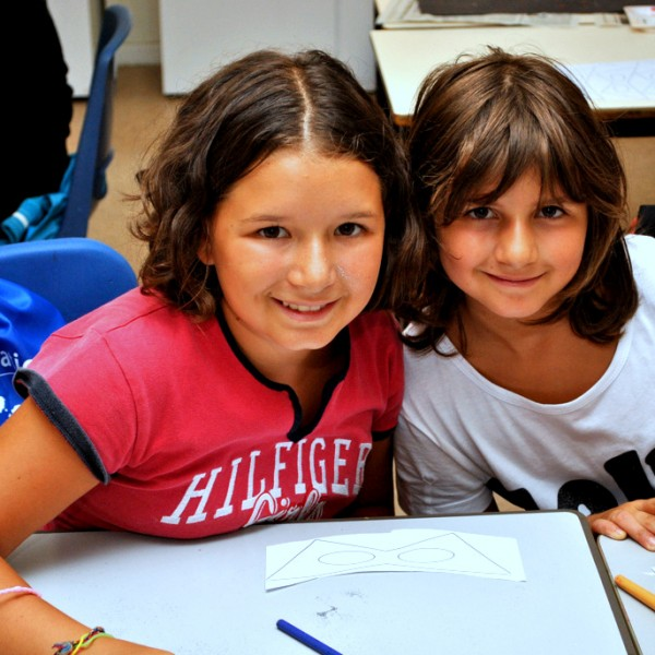 English language courses for children and Teens at the ACCORD Moira House summer school.