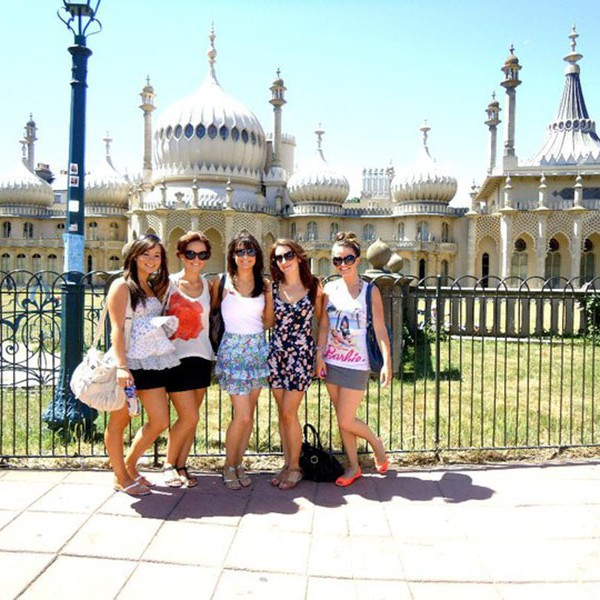 Visits and excursions of the fantastic Day student programme in Eastbourne in England.